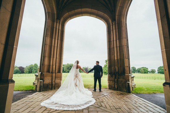 A Classic Wedding at Allerton Castle (c) Joel Skingle Photography (29)