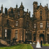 A Classic Wedding at Allerton Castle (c) Joel Skingle Photography (47)