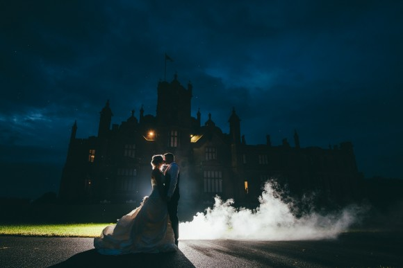 A Classic Wedding at Allerton Castle (c) Joel Skingle Photography (80)
