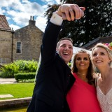 A Colourful Wedding at Priory Cottages (c) James Tracey Photography (29)