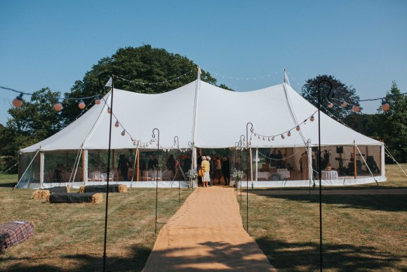 A Marquee Wedding at Sledmere House (c) A Little Picture (18)