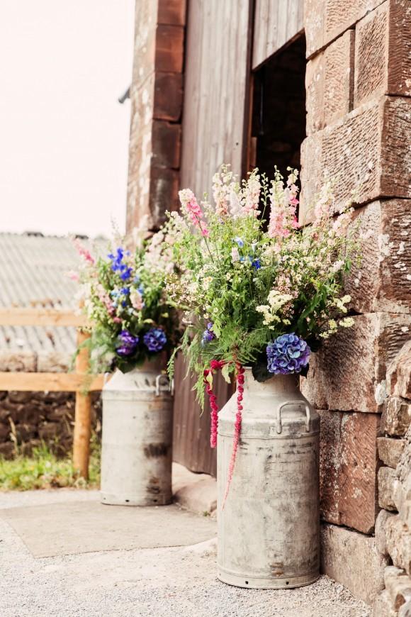 A Pretty Barn Wedding in the Laek District (c) Camilla Lucinda Photography (18)