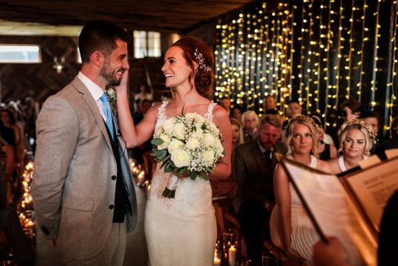 A Rustic Wedding at Owen House Wedding Barn (c) Lee Brown Photography (37)