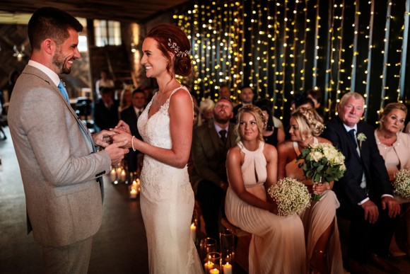 A Rustic Wedding at Owen House Wedding Barn (c) Lee Brown Photography (43)
