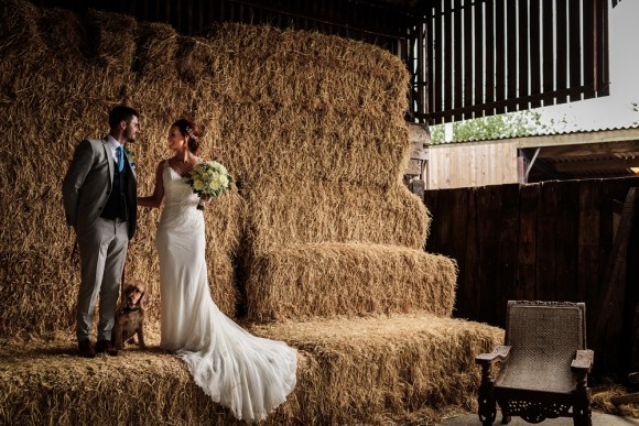 A Rustic Wedding at Owen House Wedding Barn (c) Lee Brown Photography (58)
