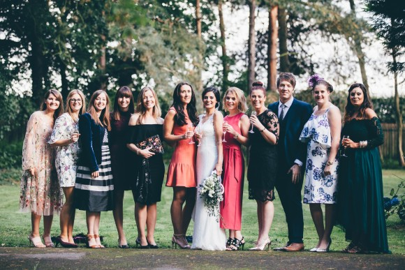 A Stylish Wedding in Nottinghamshire (c) Chris Terry Wedding Photography (37)