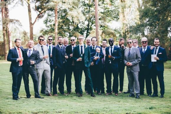 A Stylish Wedding in Nottinghamshire (c) Chris Terry Wedding Photography (38)