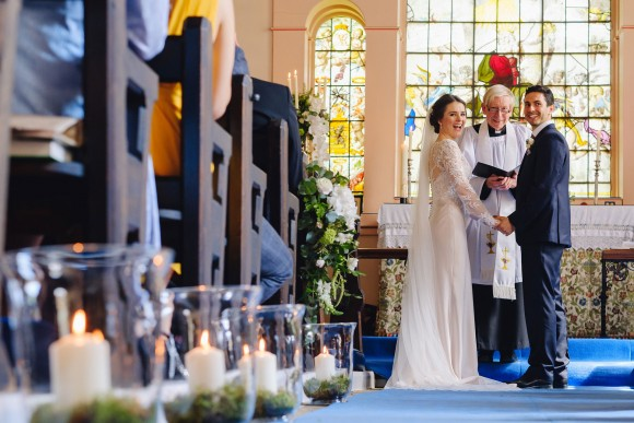 A Vintage Wedding at Denton Hall (c) Barnaby Aldrick Photography (47)