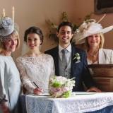 A Vintage Wedding at Denton Hall (c) Barnaby Aldrick Photography (49)