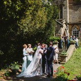 A Vintage Wedding at Denton Hall (c) Barnaby Aldrick Photography (51)
