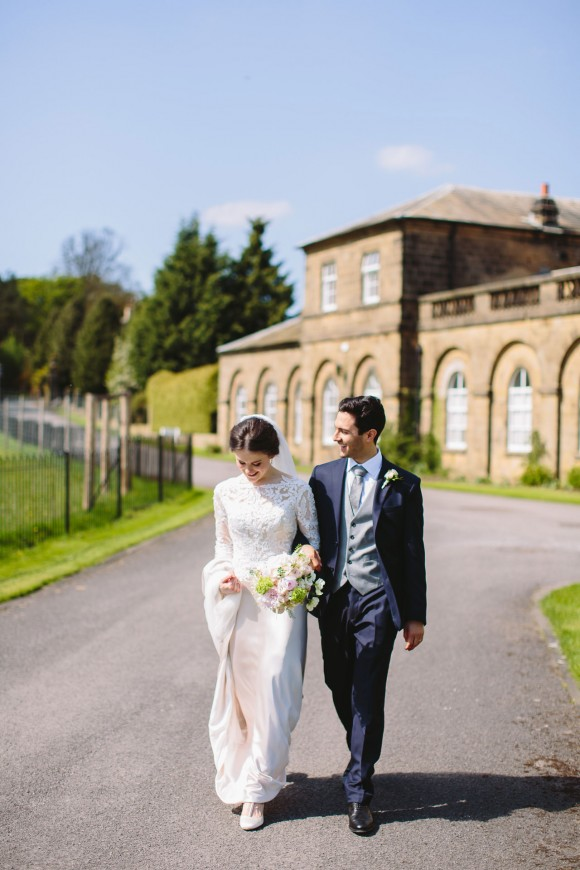 A Vintage Wedding at Denton Hall (c) Barnaby Aldrick Photography (58)