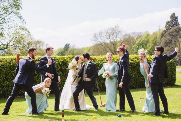 A Vintage Wedding at Denton Hall (c) Barnaby Aldrick Photography (65)