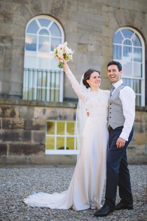 A Vintage Wedding at Denton Hall (c) Barnaby Aldrick Photography (68)