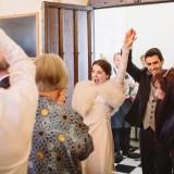 A Vintage Wedding at Denton Hall (c) Barnaby Aldrick Photography (75)