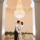 A Vintage Wedding at Denton Hall (c) Barnaby Aldrick Photography (89)