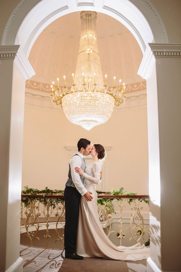 A Vintage Wedding at Denton Hall (c) Barnaby Aldrick Photography (89)