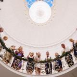 A Vintage Wedding at Denton Hall (c) Barnaby Aldrick Photography (91)