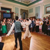 A Vintage Wedding at Denton Hall (c) Barnaby Aldrick Photography (93)