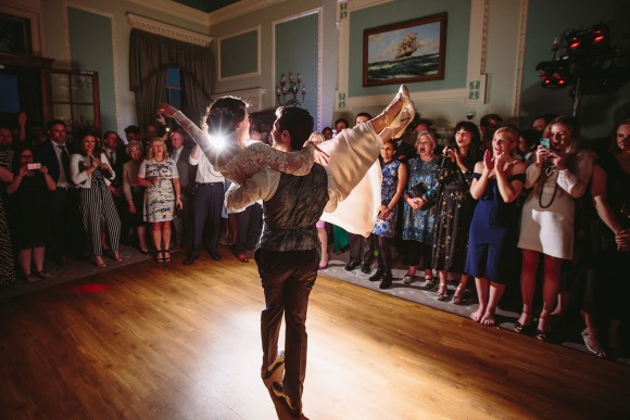 A Vintage Wedding at Denton Hall (c) Barnaby Aldrick Photography (94)