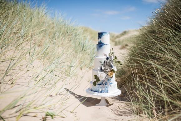 Beach Wedding Shoot (c) Jane Beadnell Photography (38)