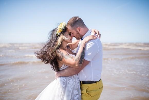 Beach Wedding Shoot (c) Jane Beadnell Photography (44)