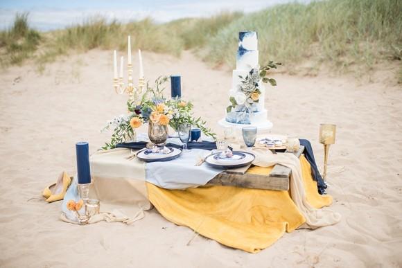Beach Wedding Shoot (c) Jane Beadnell Photography (6)