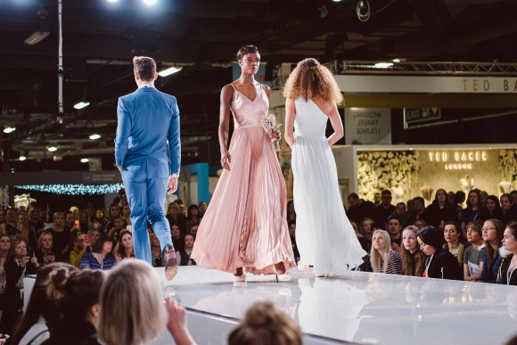 official blogger: join brides up north at the national wedding show manchester