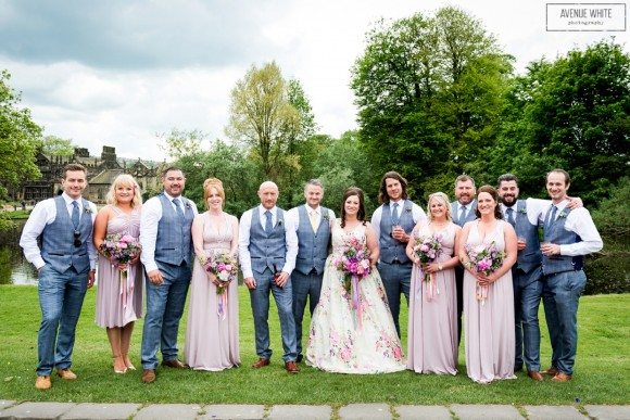 A Colourful Wedding at East Riddlesden Hall (c) Avenue White Photography (28)