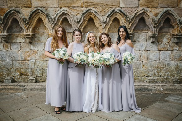 A Country Wedding at Brinkburn Priory (c) Rachael Fraser Photography (33)