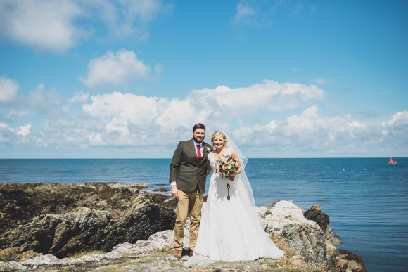 sea-sational. a fun-filled tipi wedding on the north wales coast – sophie & alun