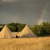 A Tipi Wedding in Yorkshire (c) Paul Hawkett Photography (58)