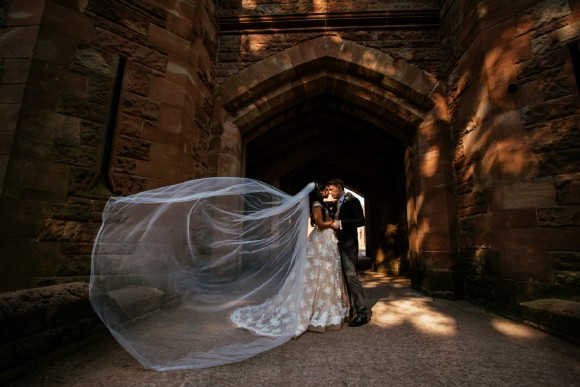 An Elegant Wedding at Peckforton Castle (c) Sansom Photography (38)