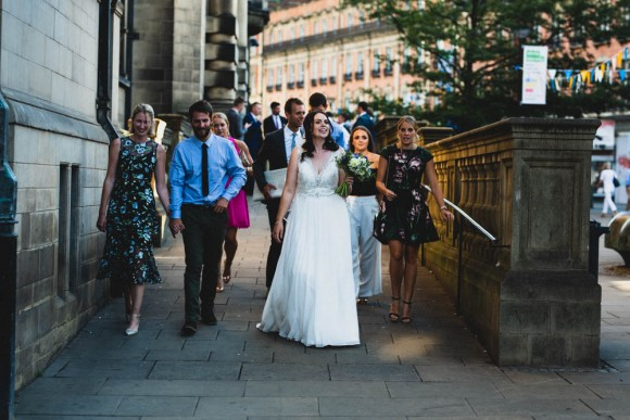 An Urban Wedding in Sheffield (c) JLM Wedding Photography (36)