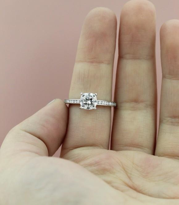 Drew Engagement Ring