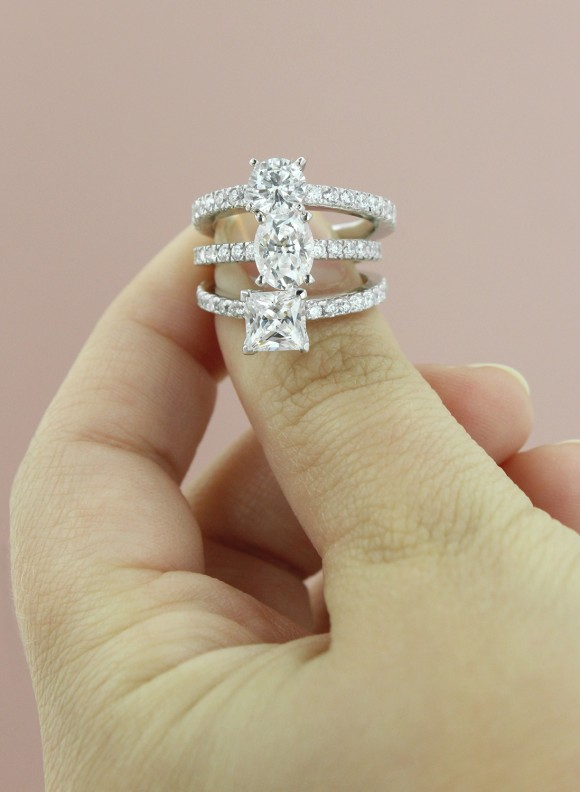 Novu Engagement Ring