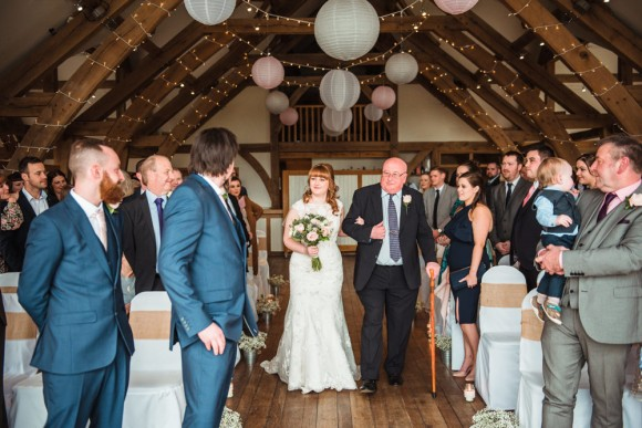 A Blush Wedding at Sandburn Hall (c) All You Need Is Love Photography (3)