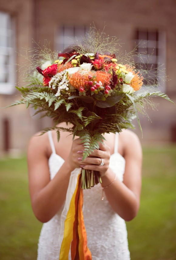 moor romance, moor love. a sophisticated autumnal shoot at denton hall