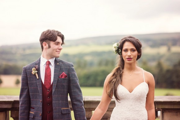 A Country Wedding Shoot at Denton Hall (c) Eyesome Photography (3)
