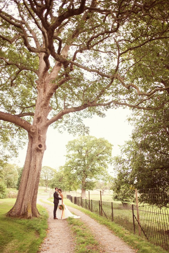 A Country Wedding Shoot at Denton Hall (c) Eyesome Photography (9)