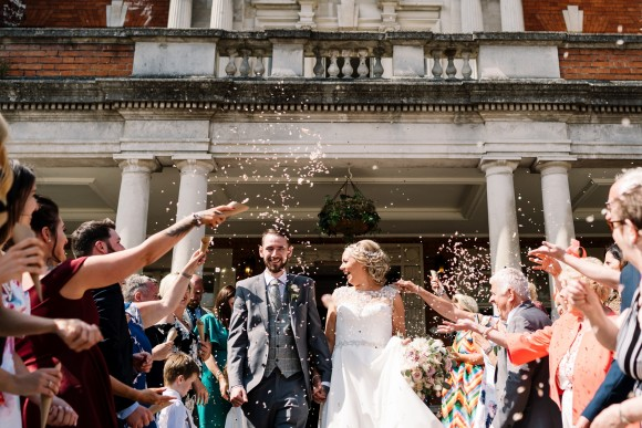 happily ever after: justin alexander for a fairy tale wedding at eaves hall – chelsea & ian