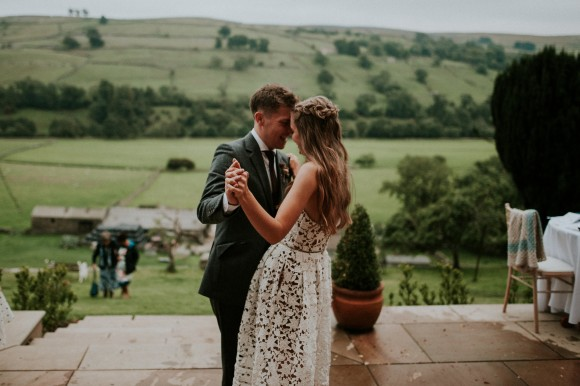 love in the dales: a picturesque outdoor wedding at hazel brow house – jess & jonny