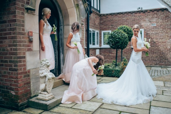 An Elegant Wedding at Soughton Hall (c) Samantha Kay Photography (11)