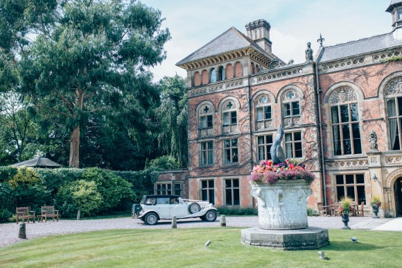 An Elegant Wedding at Soughton Hall (c) Samantha Kay Photography (29)