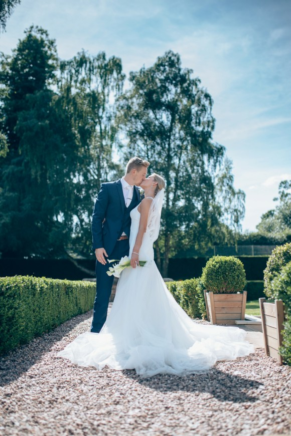 An Elegant Wedding at Soughton Hall (c) Samantha Kay Photography (47)
