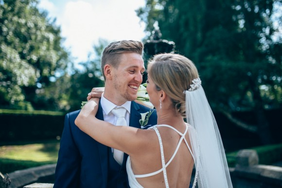 An Elegant Wedding at Soughton Hall (c) Samantha Kay Photography (49)