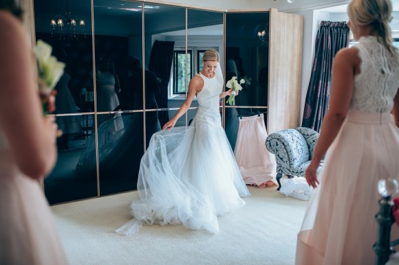 An Elegant Wedding at Soughton Hall (c) Samantha Kay Photography (7)