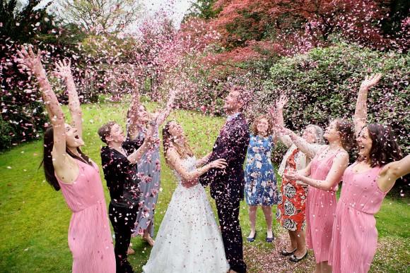 wed wisdom: a confetti q&a with shropshire petals