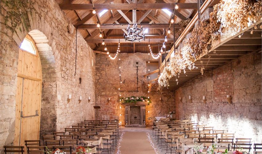 unveiled: the wedding creatives @ doxford barns