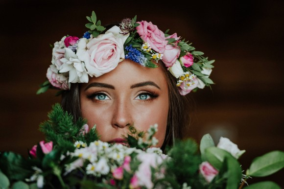 the secret garden. a whimsical styled bridal shoot at hornington manor