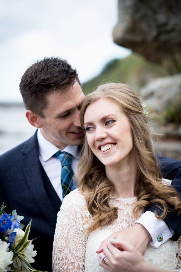 school of love. catherine deane for a sophisticated wedding in st andrews – laura & tom